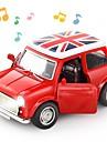 Sound light Collection Brinquedos Car Vehicle Toys Petites Voiture Voiture Classique Jouets Automatique Musique Vehicules Exquis Alliage