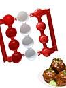 Кухонные принадлежности Пластик Творческая кухня Гаджет Мясо и птица Для мяса / Для приготовления пищи Посуда 1шт