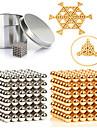 Jouets Aimantes Blocs de Construction / Aimant Neodyme / Boules Magnetiques 216pcs 3mm Metallique / Aimant Magnetique Unisexe Adultes