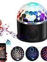YouOKLight 1 개 9W 9 LED 리모콘 LED무대 라이트 RGB + 흰색