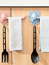 1set Ράφια & Στγρίγματα Άλλα Αξεσουάρ Πλαστικό Δημιουργική Κουζίνα Gadget Οργάνωση κουζίνας