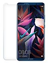 حامي الشاشة إلى Huawei Mate 10 pro زجاج مقسي 1 قطعة حامي شاشة أمامي (HD) دقة عالية / 9Hقسوة / 2.5Dحافة منعظفة