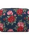 "Canvas Floral Print Sleeves 15"" Laptop 14"" Laptop 13"" Laptop 11"" Laptop"
