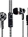 SLA16 귀에 철사 헤드폰 동적 PVC (폴리 염화 비닐) 스포츠 및 피트니스 이어폰 헤드폰
