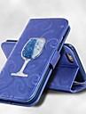 Capinha Para Samsung Galaxy S8 Plus S8 Porta-Cartao Carteira Com Suporte Liquido Flutuante Capa Protecao Completa Cor Solida Rigida PU