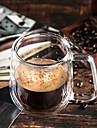Drinkware High Boron Glass Coffee Mug Girlfriend Gift Boyfriend Gift 1pcs