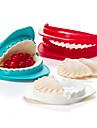 כלי מטבח פלסטיק Creative מטבח גאדג\'ט עובש DIY שימוש יומיומי / עבור כלי בישול 3pcs
