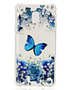 Case For Samsung Galaxy J2 Prime / J2 PRO 2018 Shockproof / Transparent / Pattern Back Cover Butterfly Soft TPU for J7 (2017) / J7 (2016) / J7