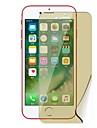 Protecteur d\'ecran Apple pour iPhone 7 Plus TPU Hydrogel 1 piece Ecran de Protection Avant Anti-Traces de Doigts Anti-Rayures Haute