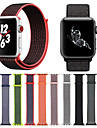 Bracelet de Montre  pour Apple Watch Series 4/3/2/1 Apple Boucle Moderne Nylon Sangle de Poignet