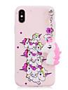 케이스 제품 Apple iPhone X iPhone 8 Plus 패턴 뒷면 커버 유니콘 소프트 TPU 용 iPhone X iPhone 8 Plus iPhone 8 iPhone 7 Plus iPhone 7 iPhone 6s Plus iPhone