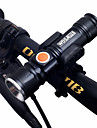 Lampes Torches LED / Eclairage LED / Eclairage de Velo / bicyclette Double LED Cyclisme Portable / Ajustable / Largage rapide 18650 1000lm