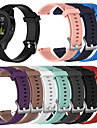 Watch Band for Vivomove HR / Vivomove / Vivoactive 3 Garmin Sport Band Silicone Wrist Strap