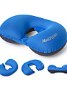 Travel Pillow / Neck Pillow Portable / Ultra Light (UL) / Inflated 38*29*13cm Camping / Hiking / Travel Solid Colored