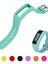 Ремешок для часов для Vivosmart HR Garmin Современная застежка силиконовый Повязка на запястье