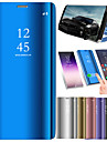 Case For Xiaomi Redmi 5 Plus / Redmi 5 with Stand / Plating / Mirror Full Body Cases Solid Colored Hard PU Leather for Xiaomi Redmi Note