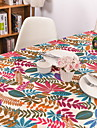 Moderní PVC / Netkané textilie Obdélníkový Prostírání Květinový / Výšivka Stolní dekorace 1 pcs