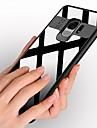 Etui Til Samsung Galaxy S9 Plus / S9 Gjennomsiktig Bakdeksel Ensfarget Hard Akryl til S9 / S9 Plus / S8 Plus