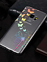 Case For Samsung Galaxy S9 Plus / S9 IMD / Pattern Back Cover Dandelion Soft TPU for S9 / S9 Plus / S8 Plus