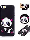Custodia Per Apple iPhone 6 / iPhone 6s Fantasia / disegno Per retro Panda Morbido TPU per iPhone 6s / iPhone 6