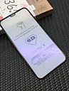 Skærmbeskytter for Apple iPhone X Hærdet Glas 2 Stk. Skærmbeskyttelse 9H hårdhed / Anti-blåt lys / 3D bøjet kant