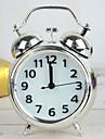 Despertador Analogico Metal Quartzo 1 pcs