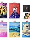 Case For Apple iPad (2018) / iPad (2017) Card Holder / with Stand / Auto Sleep / Wake Up Full Body Cases Sexy Lady / Animal / Dream Catcher Hard PU Leather for iPad (2018) / iPad (2017)
