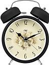 Alarm clock Analog Plastics Quartz 1 pcs