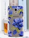 Capinha Para Samsung Galaxy J6 / J4 Transparente / Estampada Capa traseira Flor Macia TPU para J7 (2017) / J6 / J5 (2017)