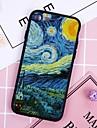 Carcasă Pro Apple iPhone X / iPhone 8 Plus Prachuodolné Zadní kryt Olejomalba Měkké TPU pro iPhone X / iPhone 8 Plus / iPhone 8
