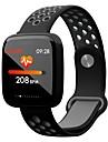 JSBP YY-F15 Smart armbaand Android iOS Bluetooth Sport Vanntett Pulsmaaler Blodtrykksmaaling Pedometer Samtalepaaminnelse Aktivitetsmonitor Soevnmonitor Stillesittende sittende Paaminnelse / Pekeskjerm