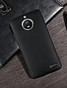 Θήκη Za Motorola MOTO G6 / G5 Plus Ultra tanko / Mutno Stražnja maska Jednobojni Mekano Carbon Fiber za Moto Z2 play / MOTO G6 / Moto G5s Plus