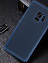 Custodia Per Samsung Galaxy A8 Plus 2018 / A8 2018 Ultra sottile Per retro Tinta unita Resistente PC per A5(2018) / A6 (2018) / A3 (2017)