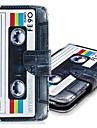 케이스 제품 Samsung Galaxy J5 (2017) / J3 (2017) 지갑 / 카드 홀더 / 스탠드 전체 바디 케이스 타일 하드 PU 가죽 용 J6 (2018) / J5 (2017) / J4 (2018)