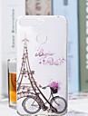 Etui Käyttötarkoitus Huawei Honor 7A / Honor 7C(Enjoy 8) Läpinäkyvä / Kuvio Takakuori Eiffel-torni Pehmeä TPU varten Huawei Honor 10 / Honor 9 / Huawei Honor 9 Lite