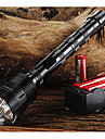 3800/3000 lm LED Flashlights / Torch LED 5 Mode - Trustfire Adjustable Focus / Nonslip grip