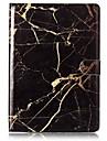 Custodia Per Apple iPad (2018) / iPad 4/3/2 Porta-carte di credito / Con supporto / Con chiusura magnetica Integrale Effetto marmo Resistente pelle sintetica per iPad Mini 5 / iPad New Air (2019