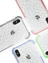 Case For Apple iPhone X / iPhone XS Max Shockproof Back Cover Solid Colored Soft TPU for iPhone XR / iPhone XS Max / iPhone X