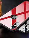 Custodia Per Apple iPhone XR / iPhone XS Max Ultra sottile Per retro Tinta unita Resistente TPU / Vetro temperato per iPhone XS / iPhone XR / iPhone XS Max