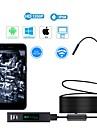 "wifi endoscoop 1200p 2 meter hard draad 1/5 ""ccd endoscoopcamera ip68 / ip67"