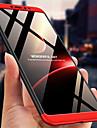 Кейс для Назначение Xiaomi Xiaomi Mi Max 3 Защита от удара / Матовое Кейс на заднюю панель Однотонный Твердый ПК для Xiaomi Mi Max 3