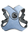 Dogs Harness Vest Solid Colored Other Material Gray / Pink / Light Blue