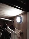 brelongインテリジェントな人体誘導光制御誘導キャビネットフロアランプウォールランプシルバー3個
