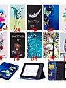 """Custodia Per Amazon Kindle PaperWhite 4 Resistente agli urti / Con supporto / Fantasia / disegno Integrale Farfalla / Fantasia """"Gufo"""" / Fiore decorativo Resistente pelle sintetica per Kindle"""