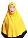 Per donna A strati, Essenziale Hijab Tinta unita