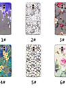 غطاء من أجل Huawei P20 / P20 Pro نموذج غطاء خلفي زهور ناعم TPU إلى Huawei Nova 3i / Huawei P20 / Huawei P20 Pro