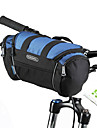 ROSWHEEL Bisiklet Gidon Çantaları Omuz çantası Nemgeçirmez Giyilebilir Darbeye Dayanıklı Bisiklet Çantası PVC 600D Polyester Bisikletçi Çantası Bisiklet Çantası Samsung Galaxy S6 Bisiklete biniciliği