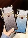 Custodia Per Apple iPhone XS Max / iPhone 6 Resistente agli urti / Glitterato Per retro Glitterato Morbido TPU per iPhone XS / iPhone XR / iPhone XS Max