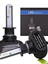 OTOLAMPARA 2pcs H10 / H9 / H3 Car Light Bulbs 25 W CSP 4000 lm 2 LED Headlamps For Volkswagen / Ford Focus / Touran / Sharan 2019