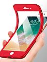 Funda Para Apple iPhone XS / iPhone XS Max Ultrafina / Congelada Funda de Cuerpo Entero Un Color Suave TPU para iPhone XS / iPhone XR / iPhone XS Max